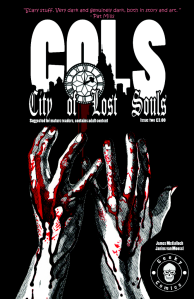 City of Lost Souls #2