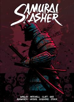 The Samurai Slasher #1