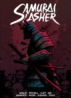 The Samurai Slasher #1