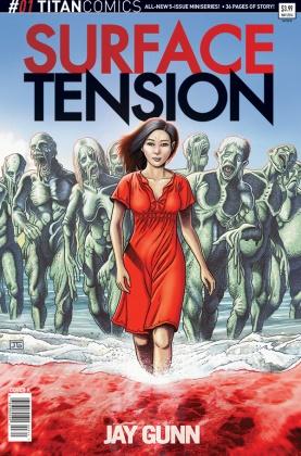 Surface Tension #1 - Cvr A