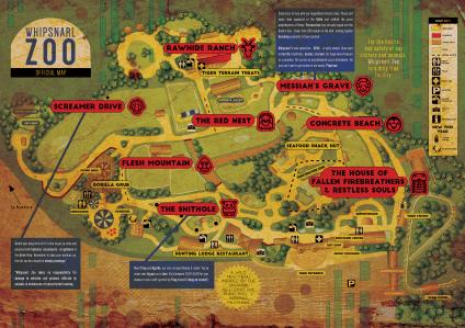 Whipsnarl Visitor Map