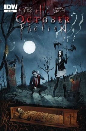 The October Faction #5