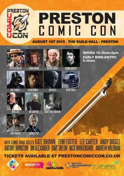 Preston Comic Con