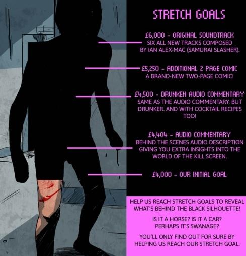 TKS Stretch Goals