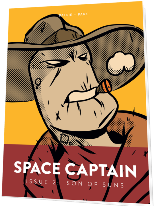 Space Captain #2