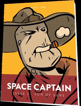 Space Captain #2
