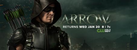 Arrow 2016