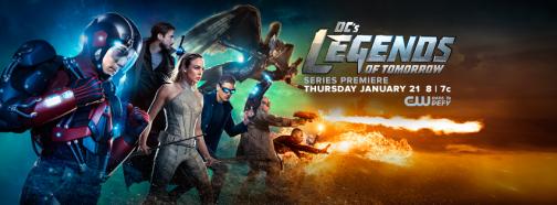 DCs Legends of Tomorrow 2016