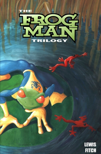 The Frogman Trilogy TPB