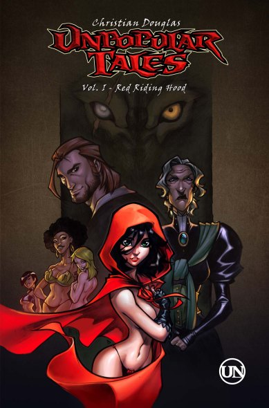 Unpopular Tales - cover