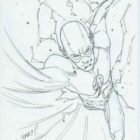 Jorge Jimenez - The Flash