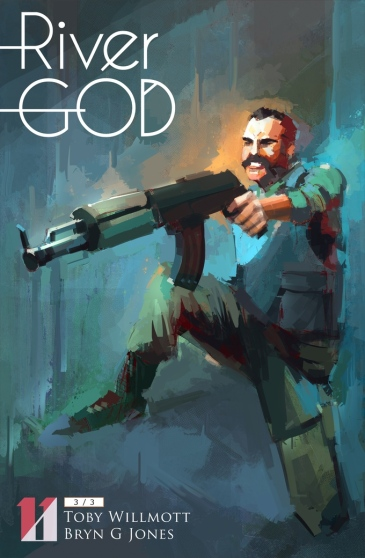 River God #3_Cover