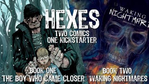 Hexes #1 & 2