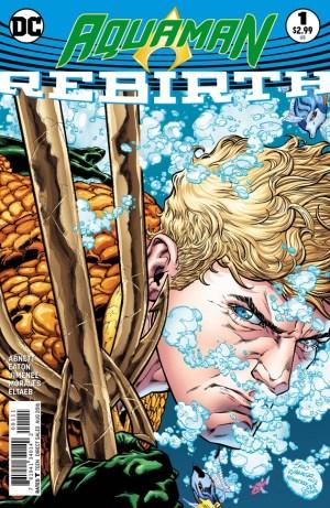 Aquaman:Rebirth #1