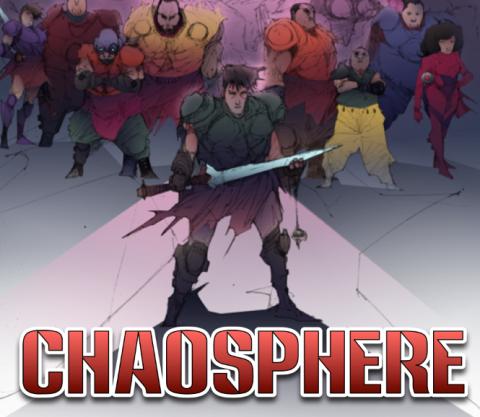 Chaosphere #1