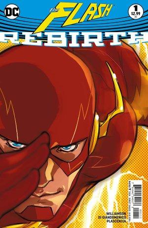 The Flash:Rebirth #1