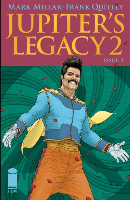 Jupiter's Legacy 2 #2