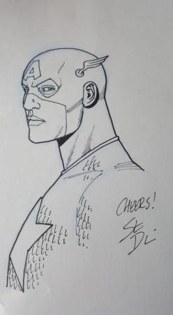 Steve Dillon - Cap