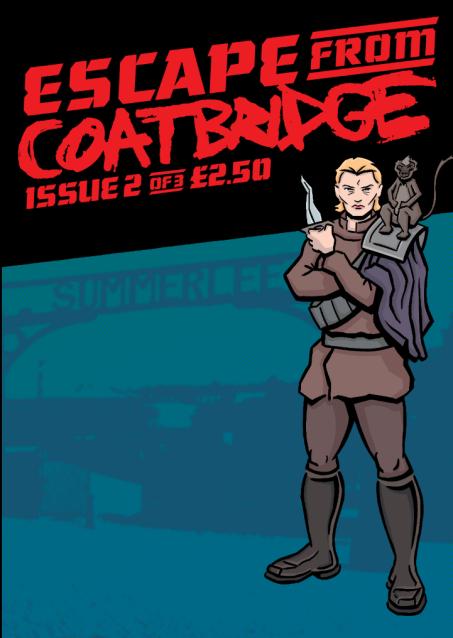 Escape From Coatbridge #2