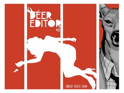 Deer Editor #1