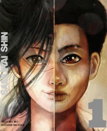 Samurai Shin #1