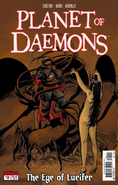 Planet of Daemons #2