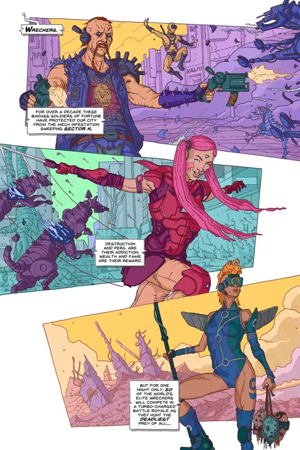 Killtopia - Page 1